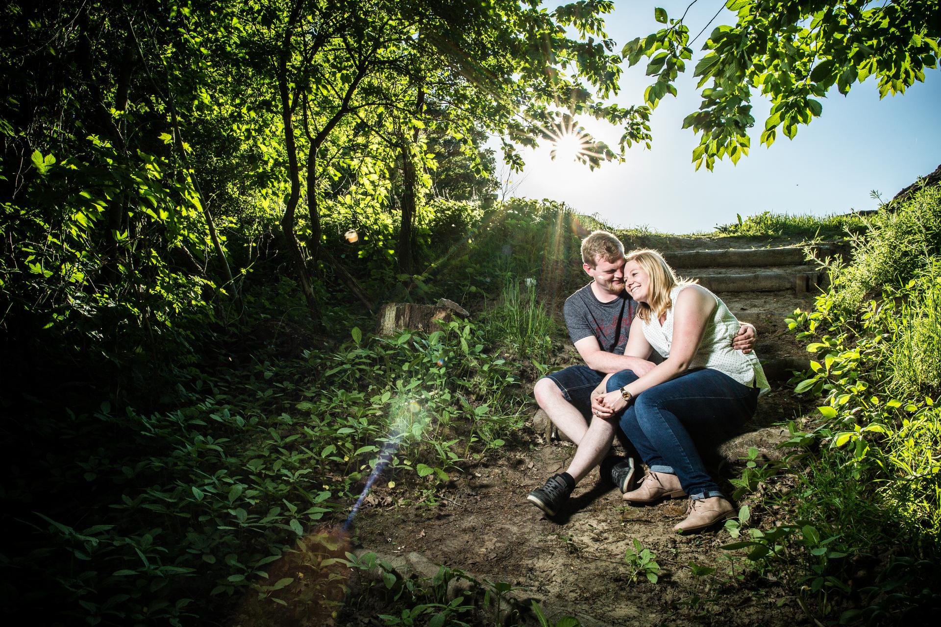 Birgit & Kai am 07.05.2018 in Warendorf