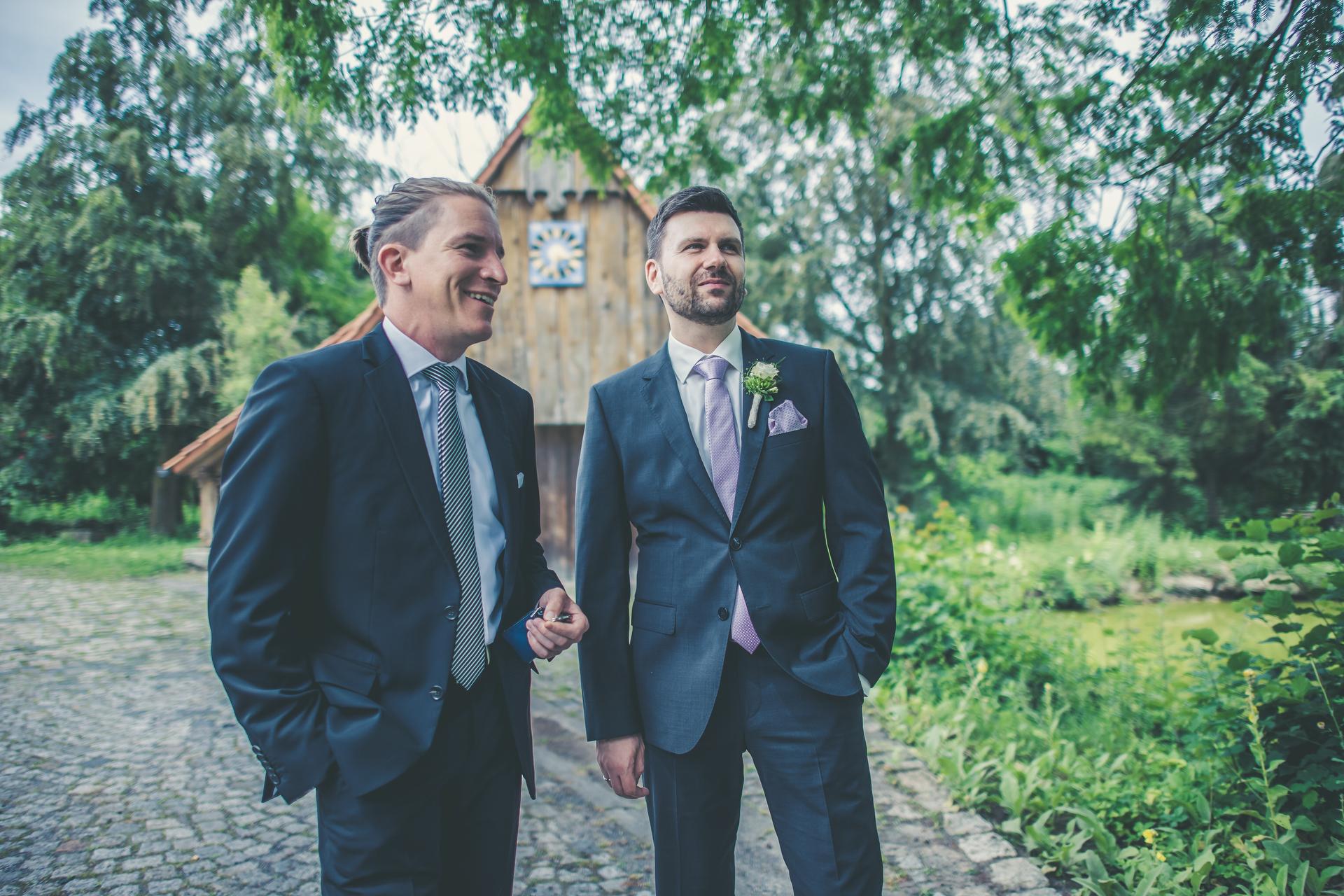 Hochzeit von Vanessa & Rafael am 16.06.2018 am Torhaus in Münster