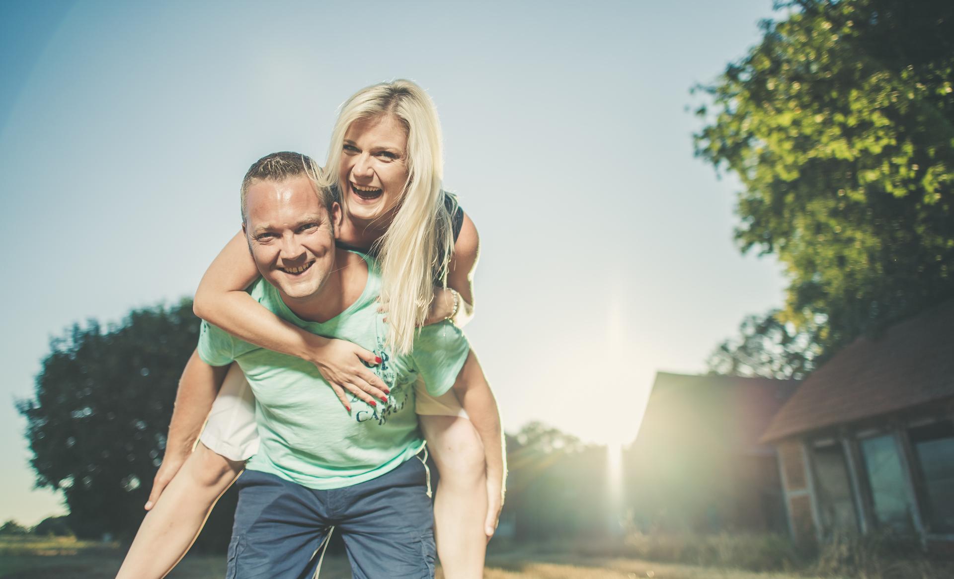 Engagement Shooting mit Tina & Alex am 05.08.2018 in Warendorf