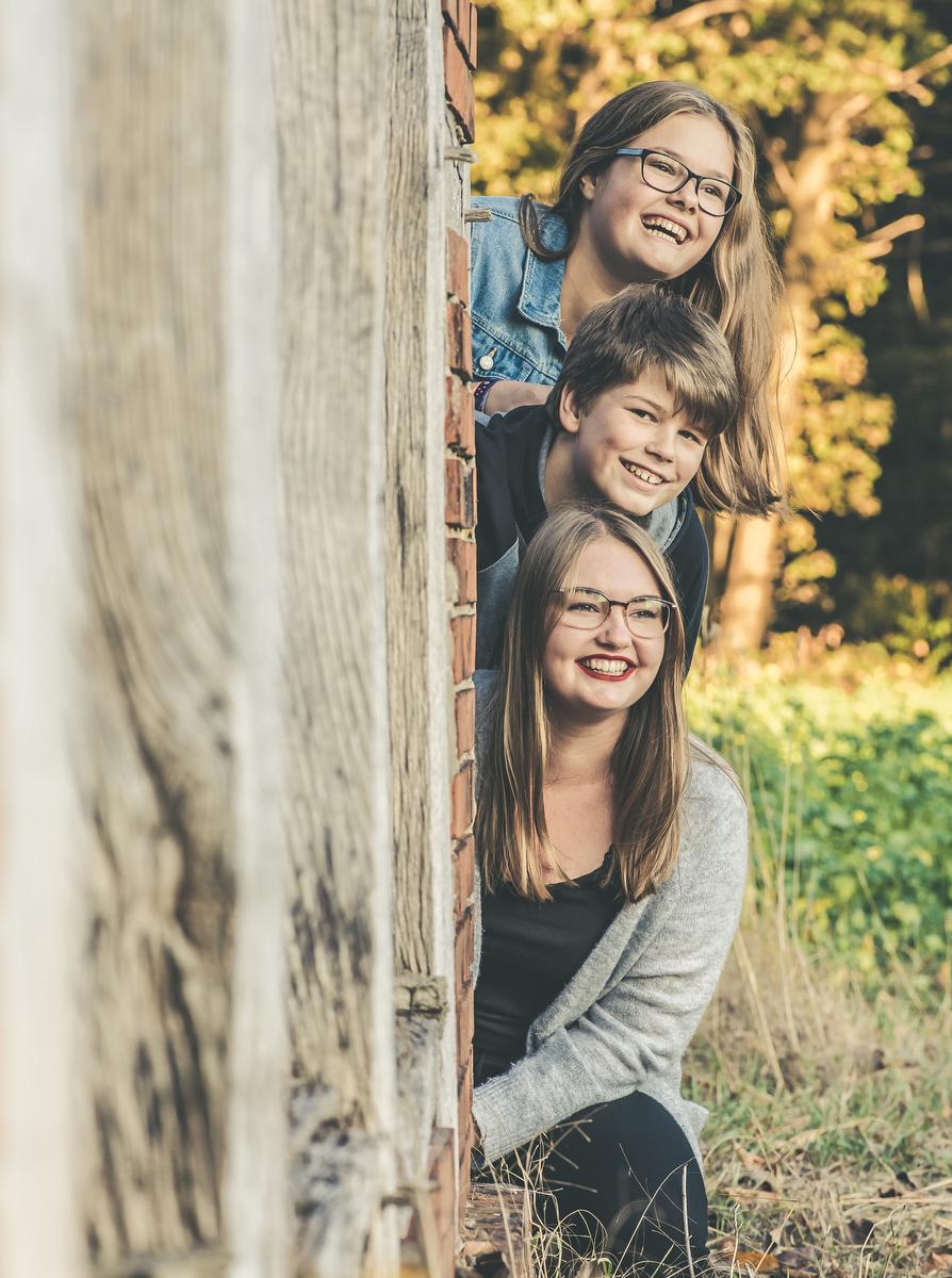 Familienshooting Familie Plessner am 21.10.2018 in Milte (Warendorf)