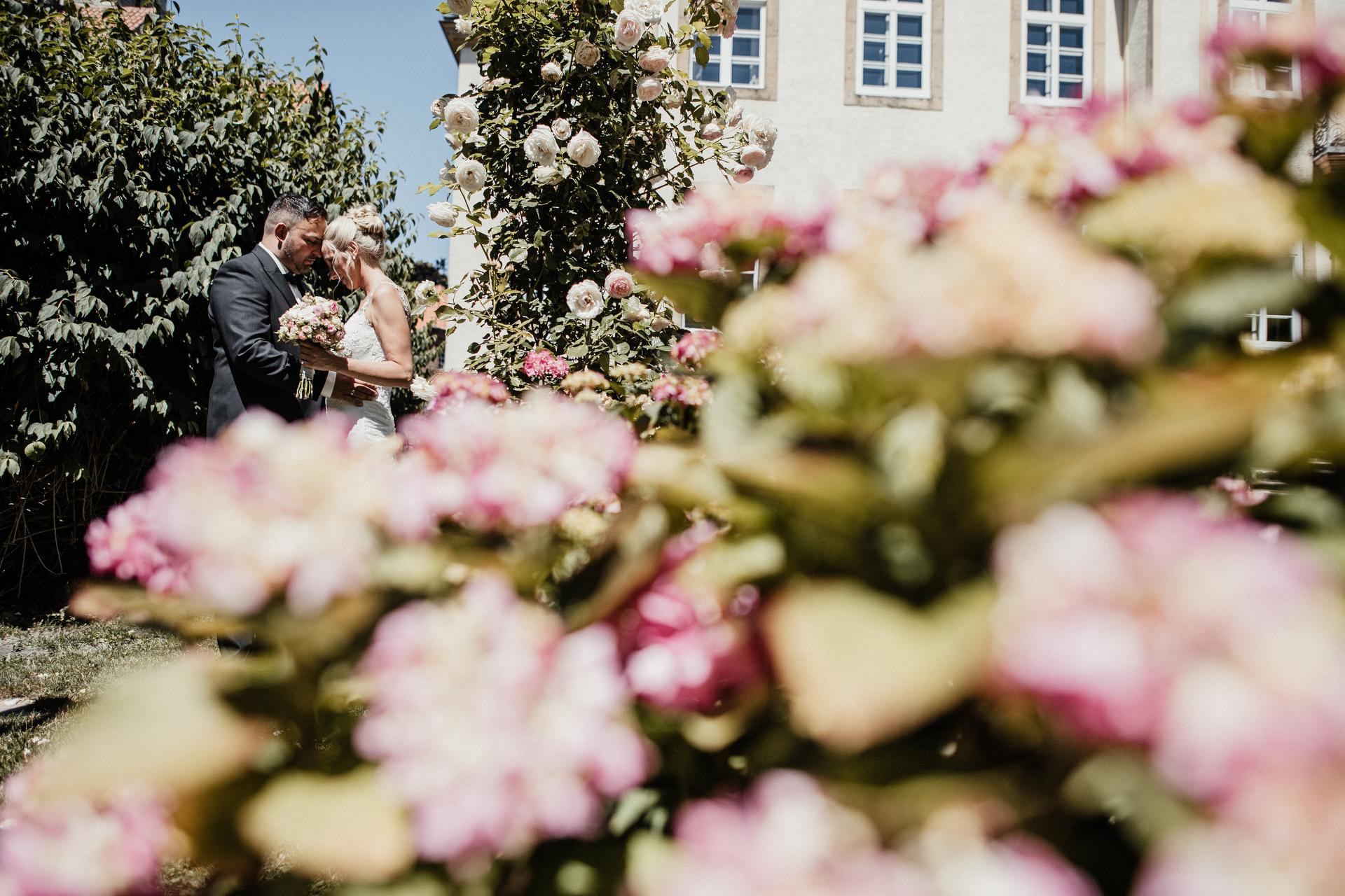Hochzeit von Miriam & Kevin am 29.06.2019 in Freckenhorst