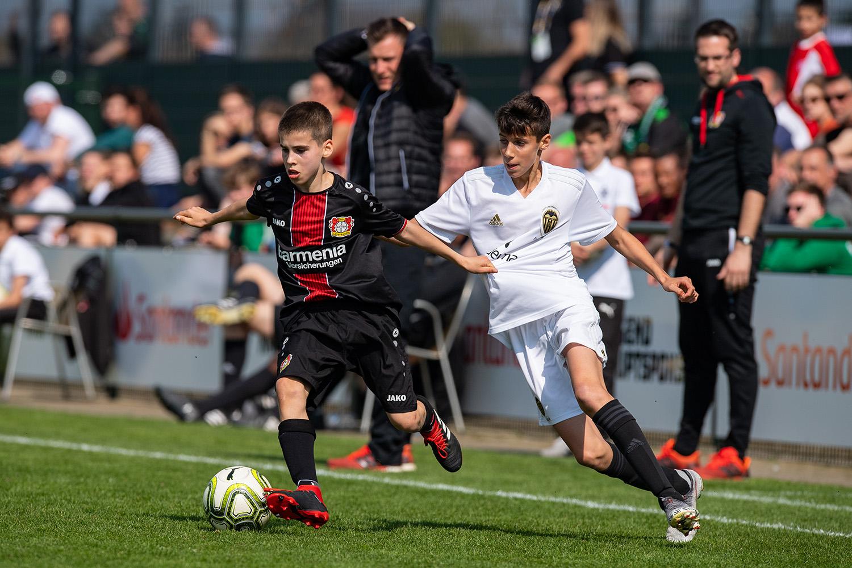 Santander Junior Cup 2019