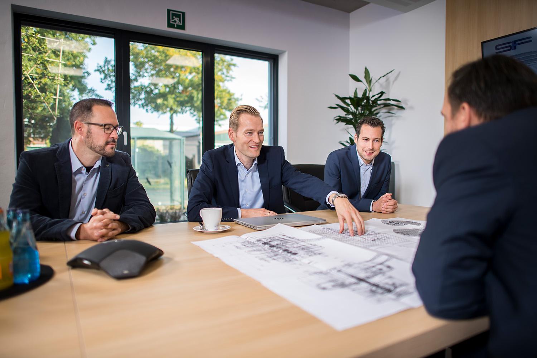 Bergmann Spritzguss und Formenbau GmbH im Oktober 2018 in Westbevern