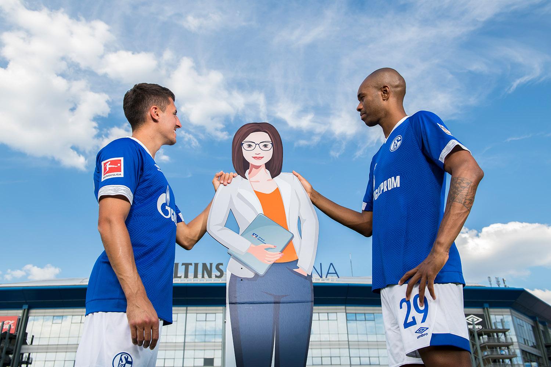 VR Bank Westmünsterland eG – Media Day FC Schalke 04 am 16.07.2018 in Gelsenkirchen.