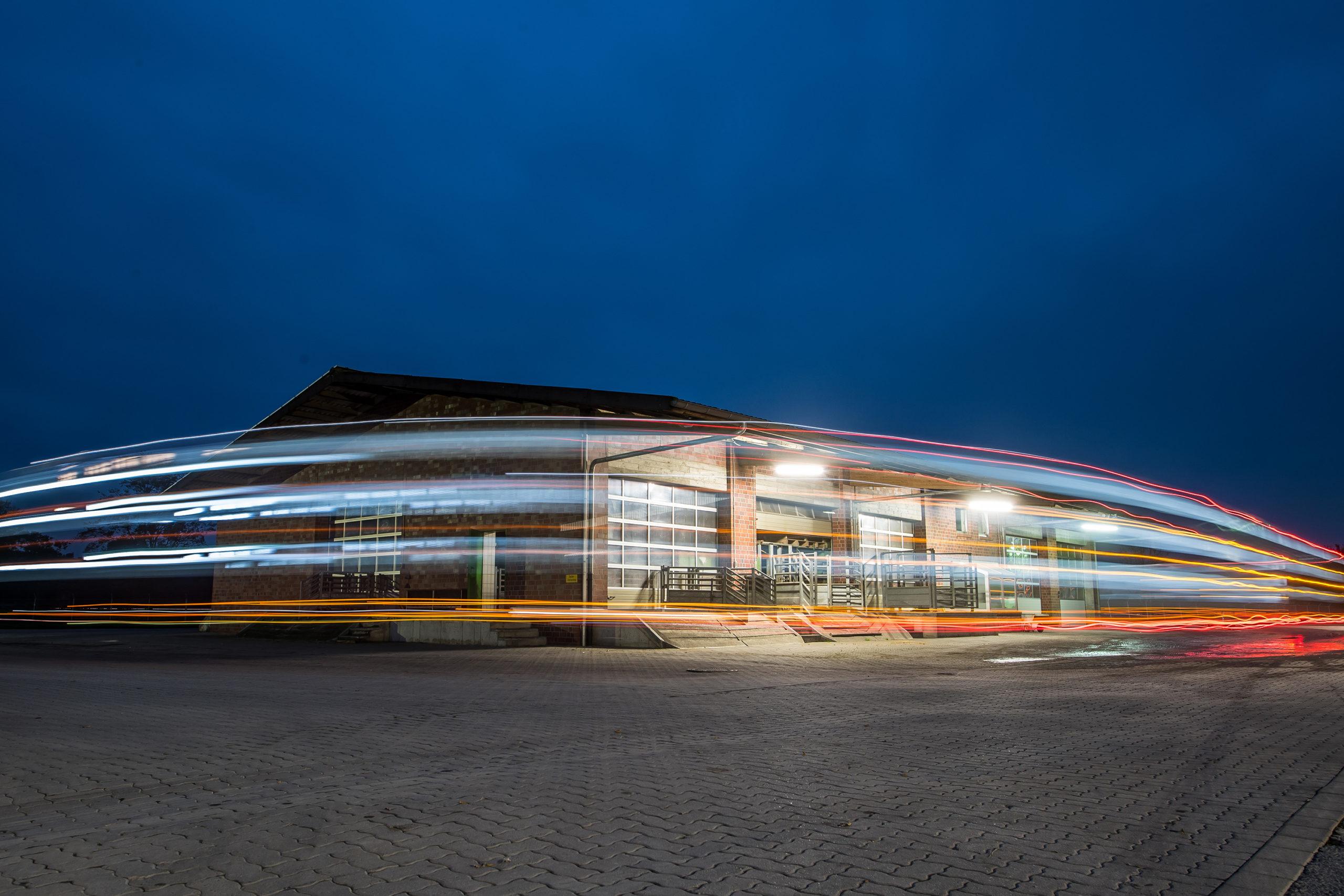 RVG – Raiffeisen Viehvermarktung GmbH in Enniger am 17.10.2017