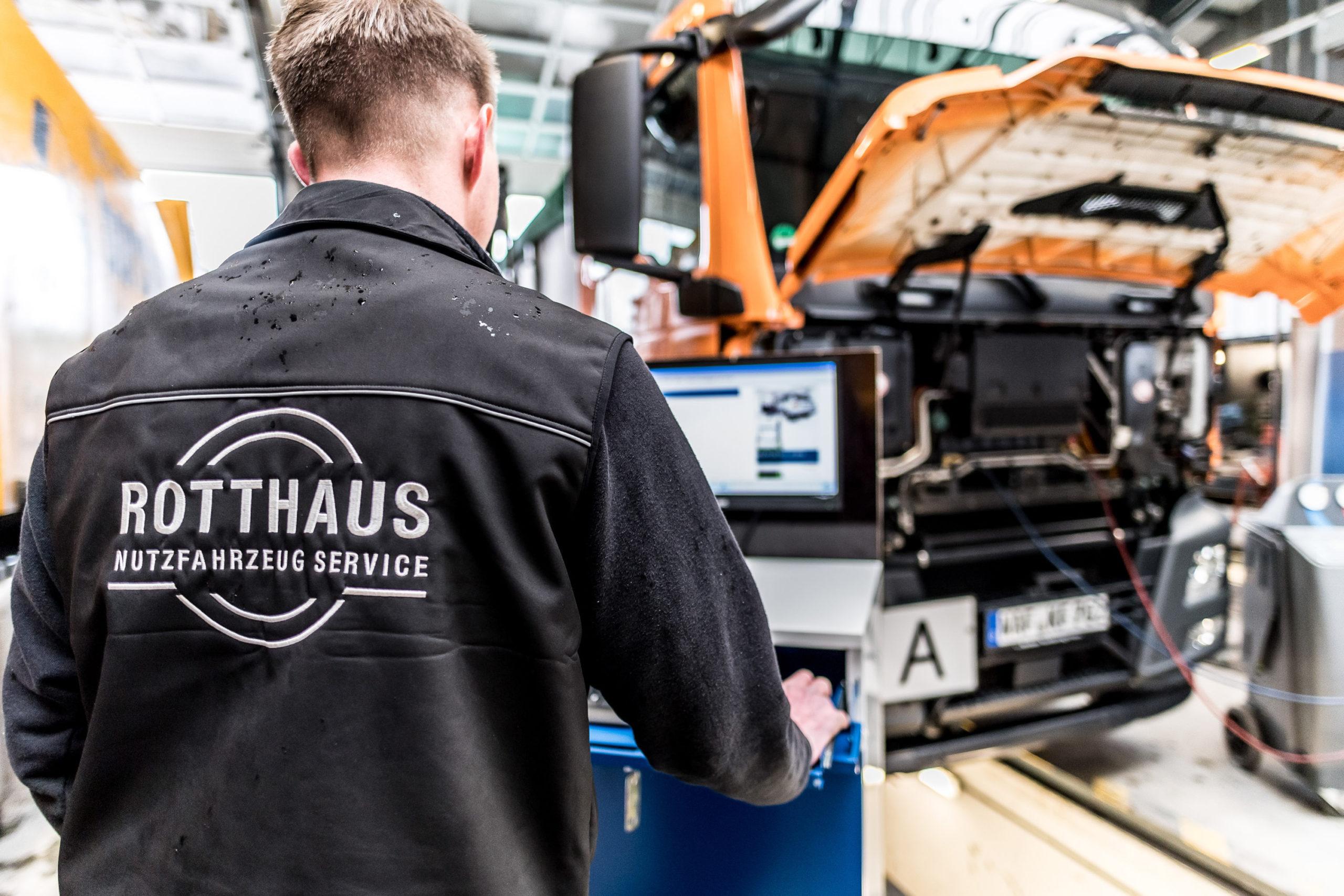 Rotthaus Nutzfahrzeug Service GmbH
