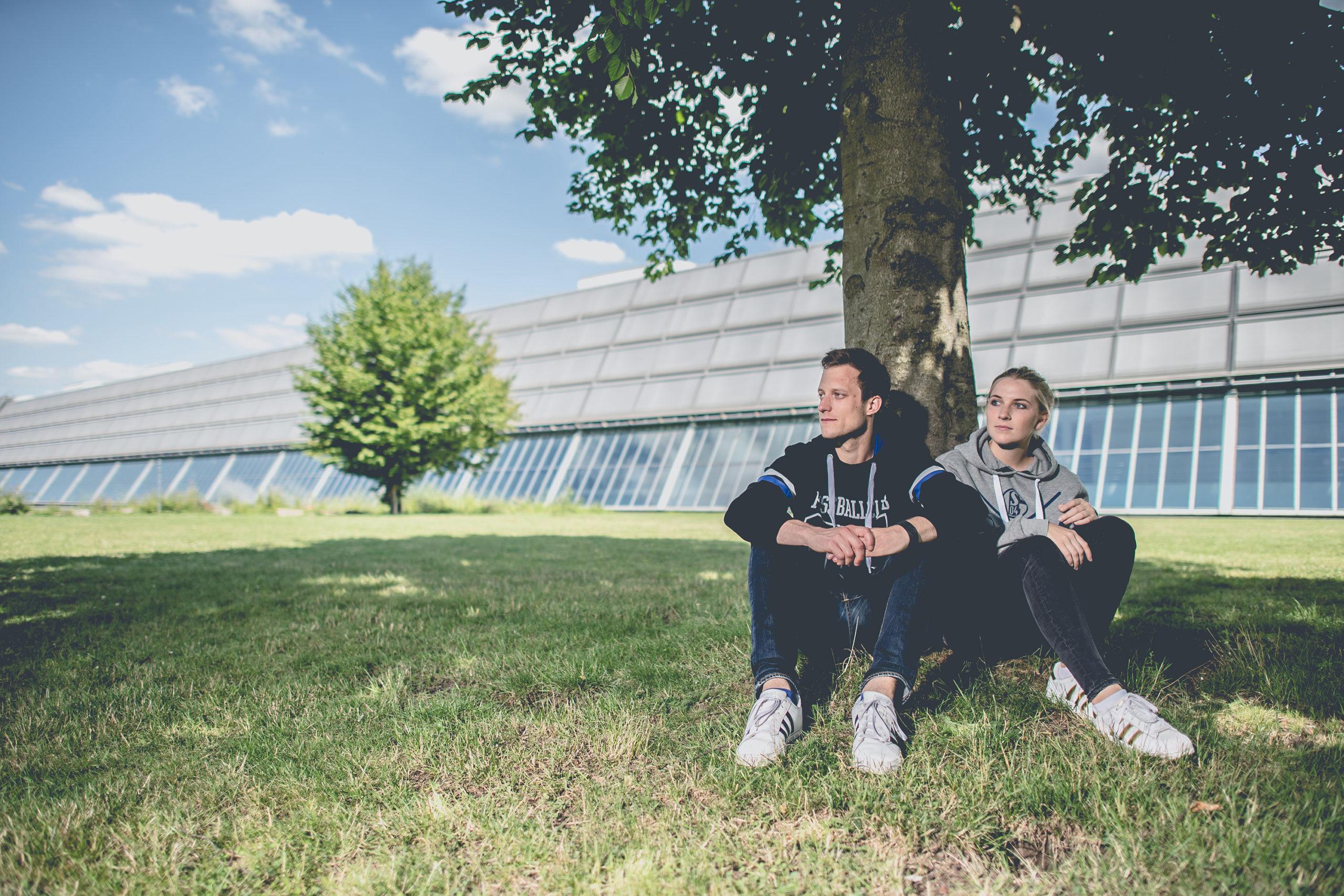 Fotoshooting FC Schalke 04
